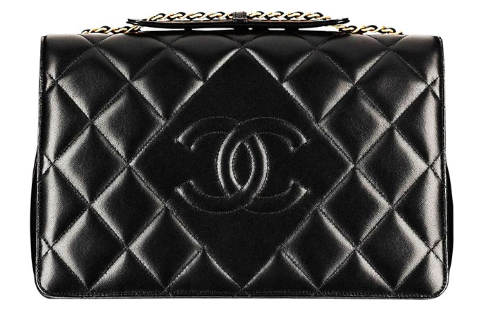 Quilted Chanel? Yes please. Clutch, $3,790, Chanel, 1300 242 635