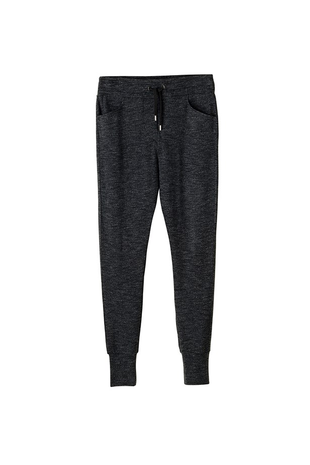 "<p>""Whether it's for a long-haul flight or lazy weekend brunch, I've mastered the art of dressing up casual, comfy pants. These trackies are just my style.""</p> <p><strong>Amy Starr, beauty and lifestyle associate</strong></p>"