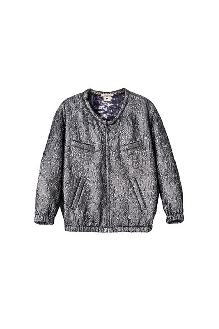 """I'm a fan of a good bomber at the best of times, but one in metallic brocade with Isabel Marant's name on it? Yes. Please."" Vanessa Lawrence, features writer"