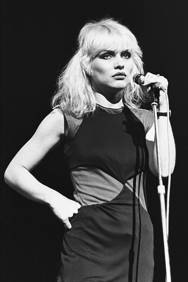 <p>Punk Masterclass: Debbie Harry</p>
