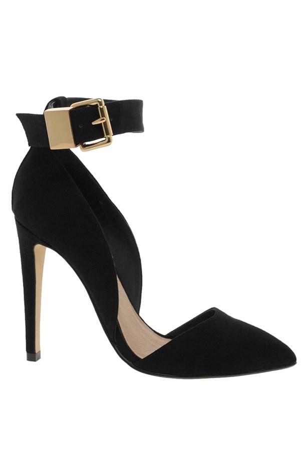 """<p>Heels, $83.18, Asos, <a href=""""http://asos.com"""">asos.com</a></p>"""