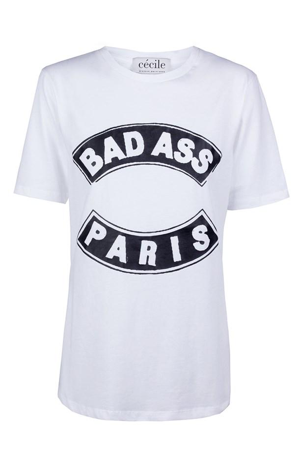 """<p>T-shirt, $125, Être Cécile, <a href=""""http://anotherlove.com.au"""">anotherlove.com.au</a></p>"""
