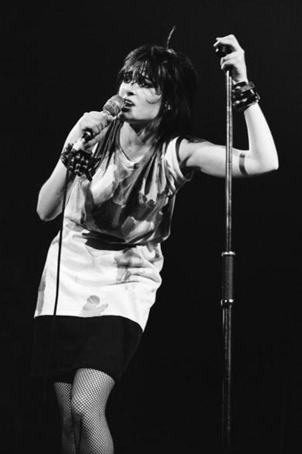 <p>Punk Masterclass: Siouxsie Sioux</p>
