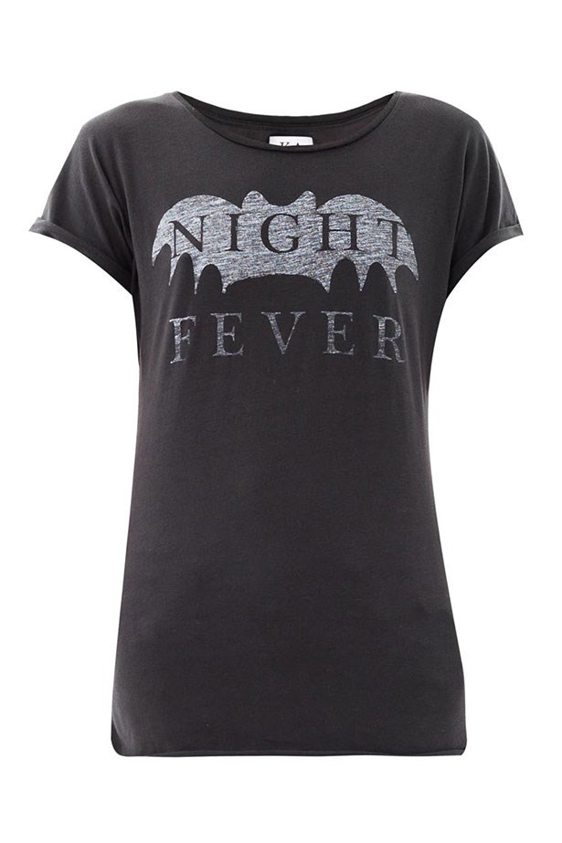 "<p>T-shirt, $80, Zoe Karssen, <a href=""http://matchesfashion.com"">matchesfashion.com</a></p>"