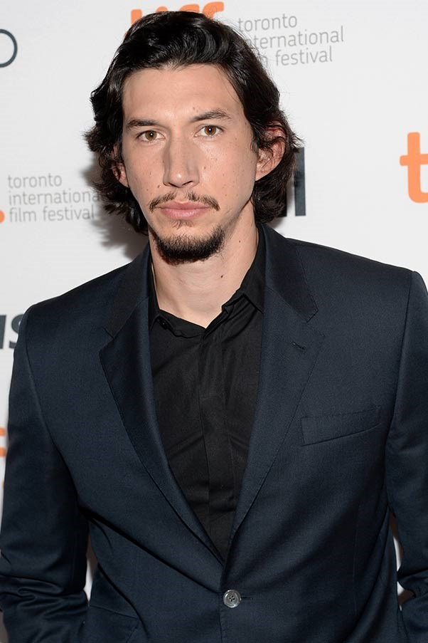 <strong>Adam Driver</strong><br> Goofy yet gorgeous, the <em>Girls </em>actor makes us swoon - even when he's being a douche to Lena Dunham's character.