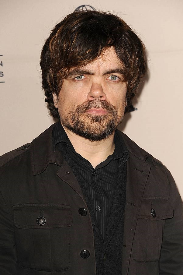 <strong>Peter Dinklage</strong><br> If you've ever watched an episode of <em>Game of Thrones</em>, you'll know why Dinklage - who plays Tyrion Lannister on the hit show - commands sex symbol status. He's dark and handsome <em>and</em> he's a vegetarian because he loves animals so much. Catch.