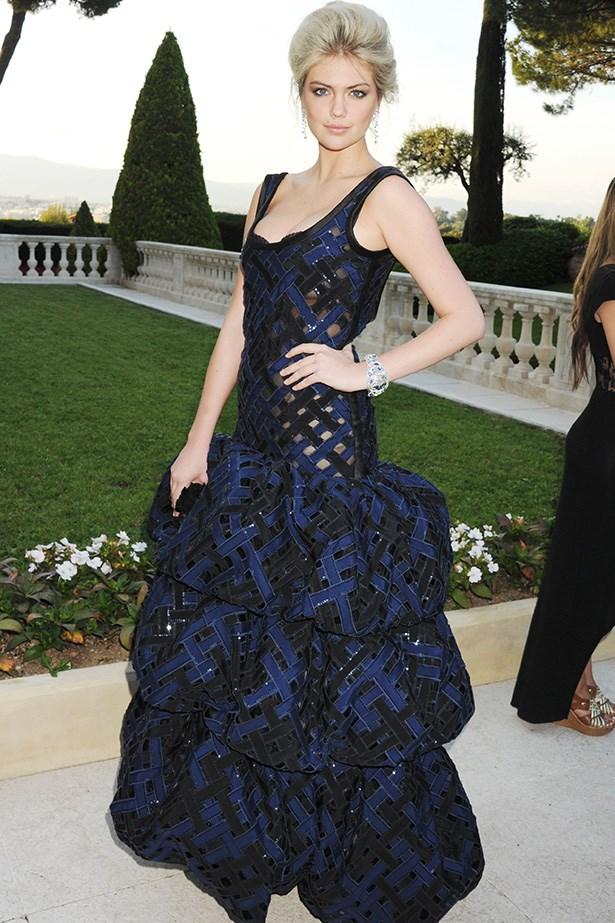 Kate Upton in Louis Vuitton