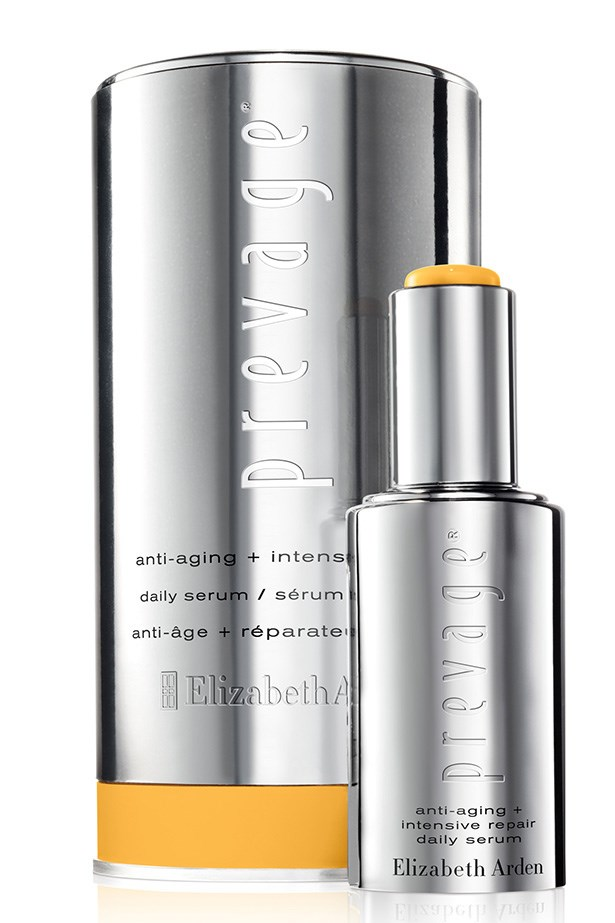 """Prevage Anti-Aging + Intensive Repair Daily Serum, $250, Elizabeth Arden, <a href=""""http://elizabetharden.com.au """">elizabetharden.com.au </a> By supporting the skin's natural collagen production, this serum smooths fine lines and wrinkles with long-term use."""