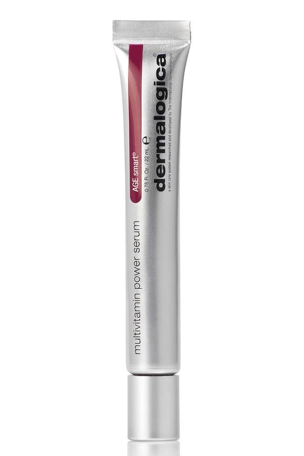"Age Smart Multivitamin Power Serum, $85, Dermalogica, <a href=""http://dermalogica.com.au"">dermalogica.com.au</a> Packed with vitamin A, C and E, this serum is all about skin recovery and nourishment, as well as defending against the giveaway signs of ageing such as spots and fine lines."