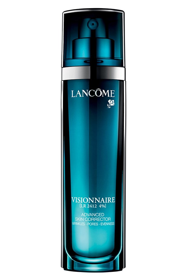 "Visionnaire Advanced Skin Corrector, $92, Lancôme, <a href=""http://lancome.com.au"">lancome.com.au</a> A unique serum created after 12 years of research, Visionnaire is so clever is has the ability to ""self-propel"" through the layers of the skin, reaching damaged cells and triggering the repair process."