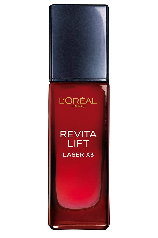 "Revitalift Laser X3 Serum, $49.95, L'Oréal Paris, <a href=""http://lorealparis.com.au"">lorealparis.com.au</a> This wrinkle-busting serum works to refine pores and renew skin's texture."