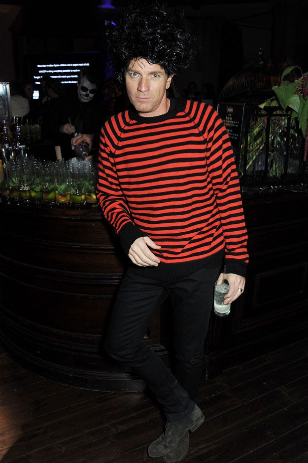 Ewan McGregor at the UNICEF UK Halloween Ball