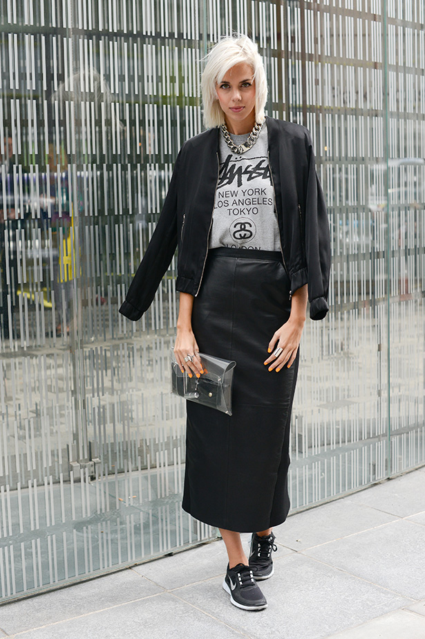 fashion blogger Sietske Lamers