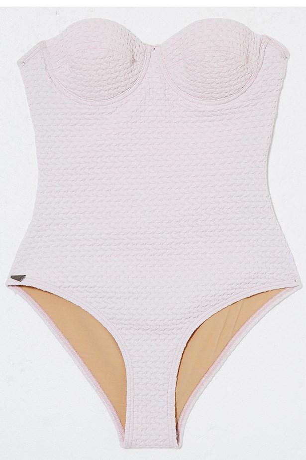 Swimsuit, $303, Prism, (02) 9358 0600