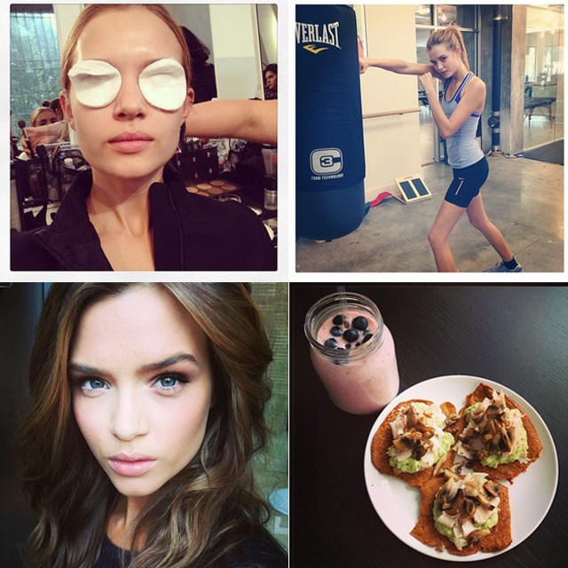 <p><strong>Name</strong>: Josephine Skriver</p> <p><strong>Age</strong>: 20</p> <p><strong>Hometown</strong>: Denmark</p> <p>Skriver has big shoes to fill; her mother is an IT analyst and father is a marine biologist.</p> <p>Follow her Instagram @Josephine_skriver for daily workout motivation and general life-envy inducing photos. </p>