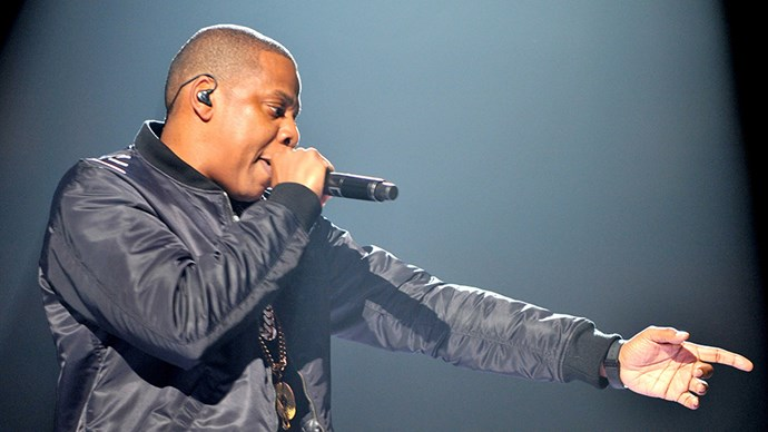 Jay Z launches men's fragrance