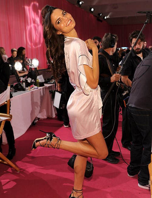 Behind the scenes: Victoria's Secret fashion show