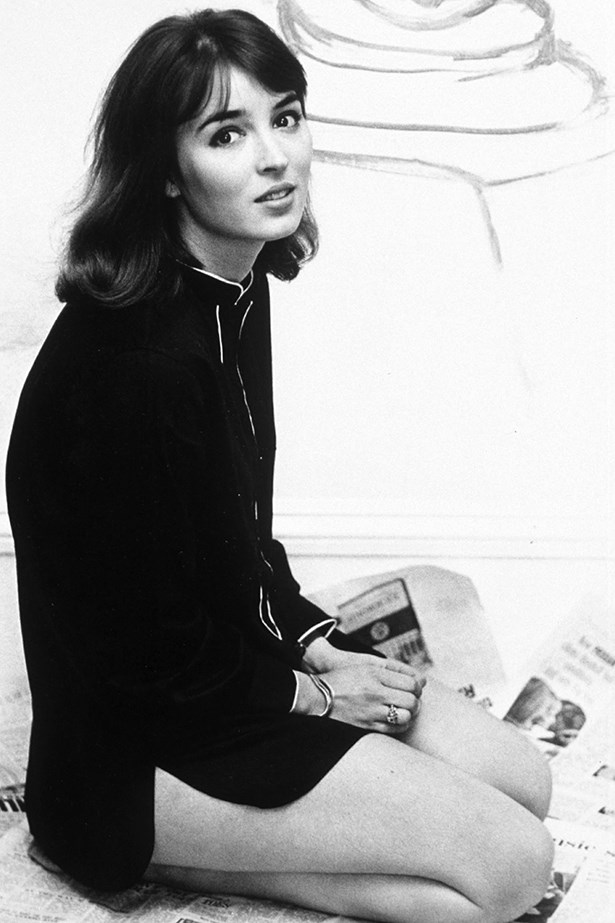 "<p><strong>Talitha Getty</strong></p> <p> ""When I knew Talitha Getty my vision completely changed,"" Saint Laurent said after visiting her Marrakech home in 1967. We have Talitha to thank for YSL's bohemian periods. </p>"