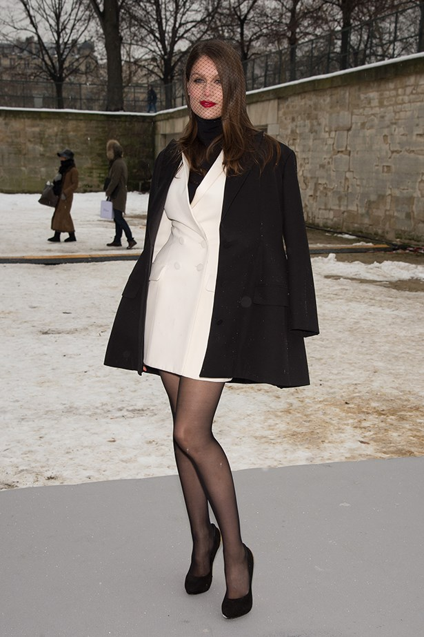 "<p><strong>Laetitia Casta</strong></p> <p>The legendary French model walked countless runways for the designer – no surprise, considering that buxom figure sported everything from a Le Smoking suit to plunging gowns to perfection. ""Yves Saint Laurent was the first person who made me feel like a woman,"" Casta has said. </p>"