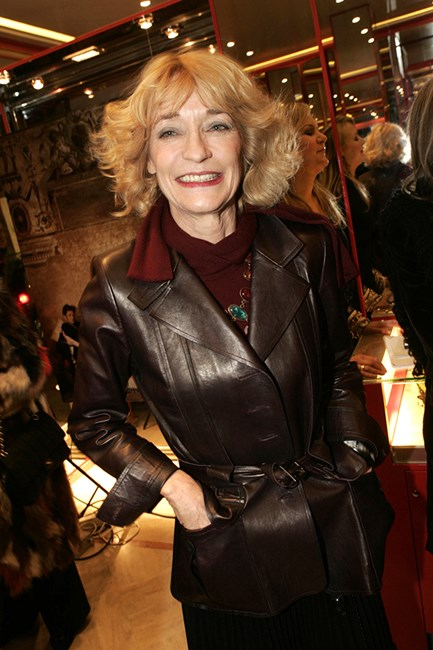 "Loulou de la Falaise   Once dubbed the ""the quintessential Rive Gauche haute bohémienne"", Saint Laurent was so taken by de la Falaise that she designed jewellery and accessories for the house for more than three decades."