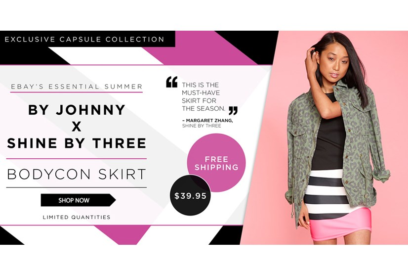 Margaret Zhang of Shine By Three X by johnny