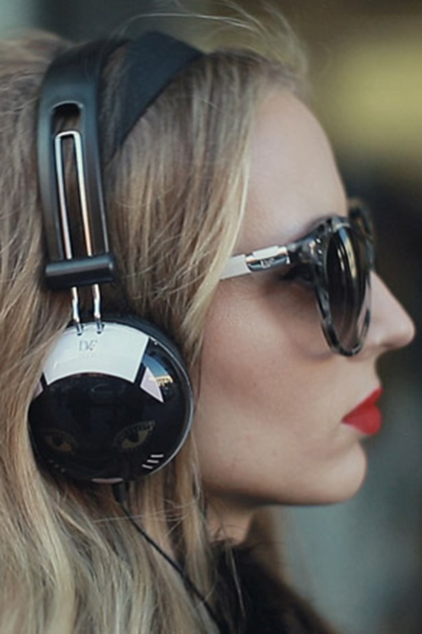 """<p>We've done retro '80s and Apple-sleek headphones – and now we're moving on to this cute cat style. </p> <p>Shop here: <a href=""""http://world.dvf.com/dvf-%E2%99%A5-hvn-cat-headphones/886115747999.html"""">world.dvf.com</a></p>"""