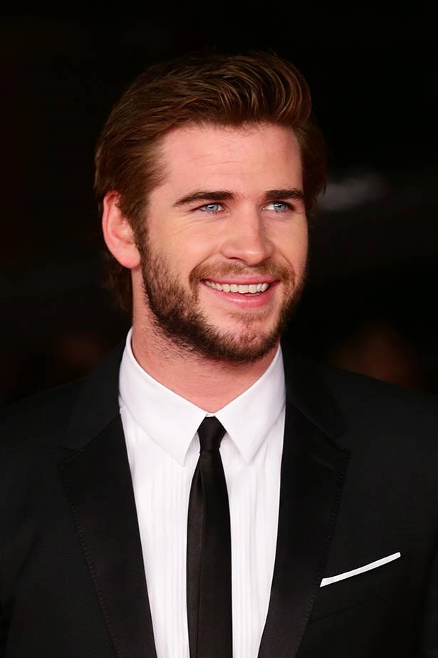 <strong>Liam Hemsworth</strong><br> Sparkling eyes, bulging muscles, the perfect amount of stubble... we don't blame Katniss for finding it hard to choose between Gale Hawthorne and Peeta Mellark.