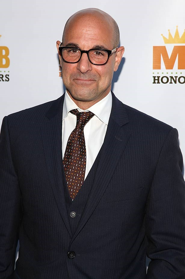 <strong>Stanley Tucci</strong><br> He played editrix Miranda Priestly's flamboyant sidekick in <em>The Devil Wears Prada</em> so we doubt it was a stretch of imagination for the actor to play the Capitol's colourful Hunger Games host Caesar Flickerman.