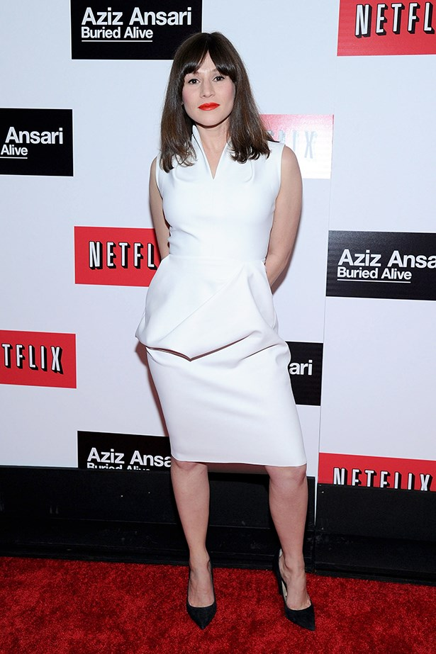 <p><strong>Yael Stone </strong></P> <p>The NIDA graduate now lives in New York and spends her working days in an orange prison uniform, starring in the hit show <em>Orange Is The New Black</em>. However, we're anticipating seeing her glammed up for America's award season, as the hit show is predicted to take some well-deserved gongs. </p>