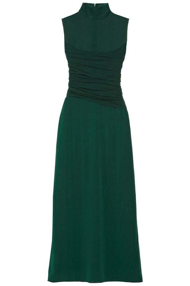 Silk Dress for Net-A-Porter