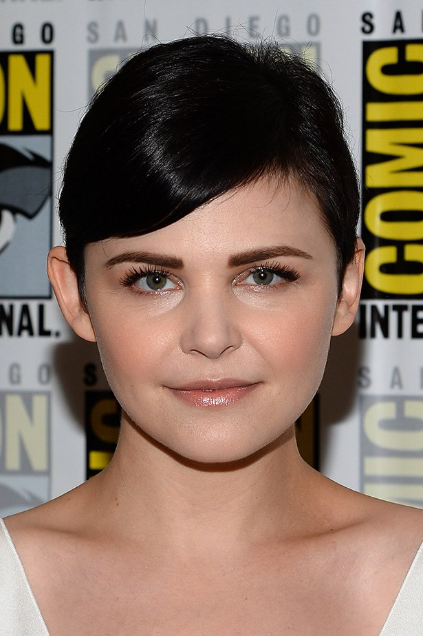 """<strong>Round</strong>: """"Short, back and sides"""" is usually reserved for the barbershop, but this style suits those with a rounder face. By staying away from a longer bob, Ginnifer Goodwin has avoided a top heavy, bobblehead look, which no one should ever be subjected to."""