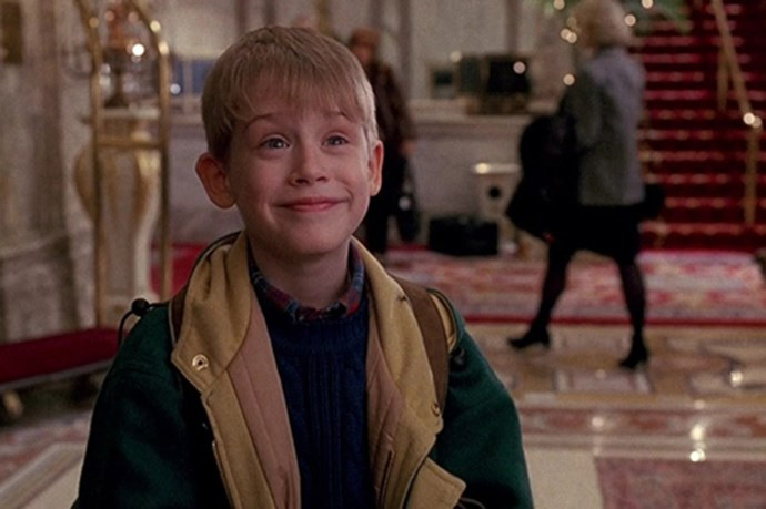 <strong>Online Whiz-Kid<BR></strong> Why traipse around in heels when someone else can deliver your gifts to your door after you've spent an enjoyable evening in (avec vino) shopping online. Watch out for delivery deadlines, though. <BR><BR><em>IMAGE: Home Alone: Lost in New York</em>