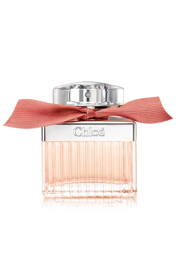 Roses De Chloé, $100 for 50ml, Chloé, 1800 812 663. Featuring a hint of rose, this scent is feminine, floral & floaty