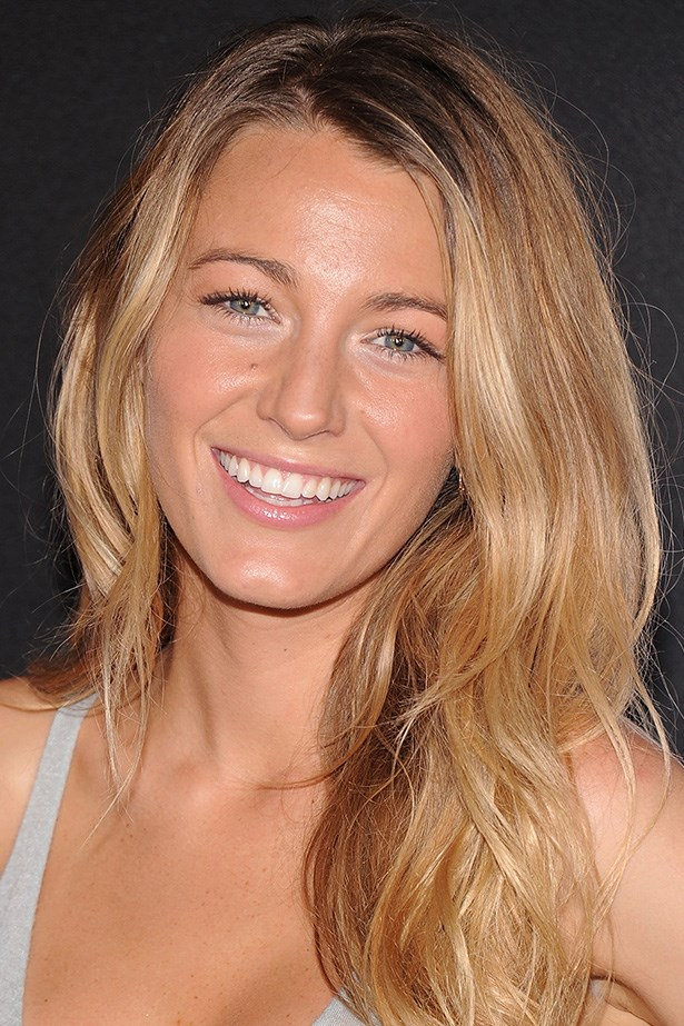 Blake Lively is the ultimate sun-kissed beauty with gleaming, golden skin and long lashes.