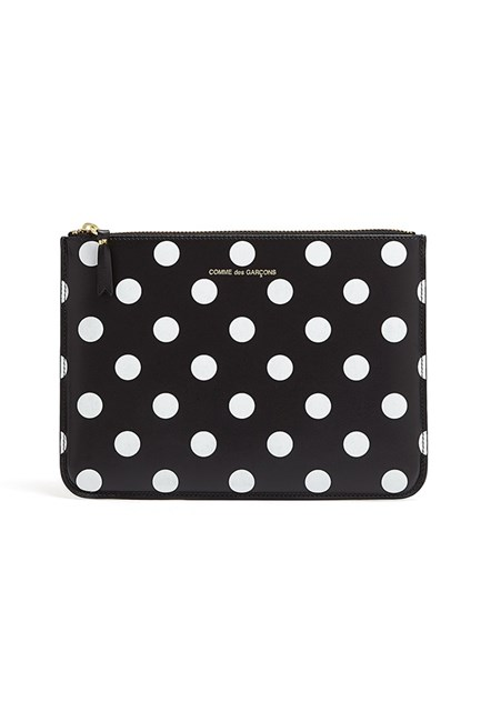 Clutch, approx $180, Comme Des Garcons, my-wardrobe.com