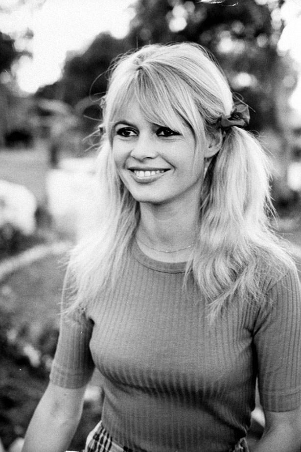 Brigitte Bardot, need we say more?