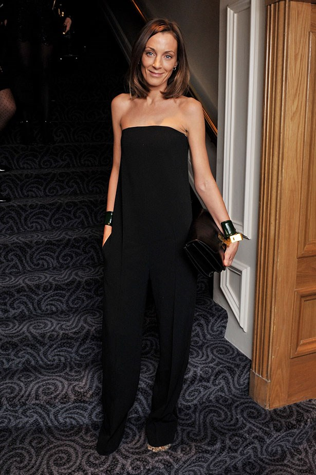 Céline's creative director Phoebe Philo is the epitome of modern day elegance