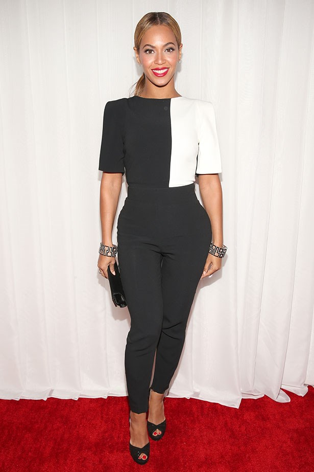 Beyonce is a true style chameleon