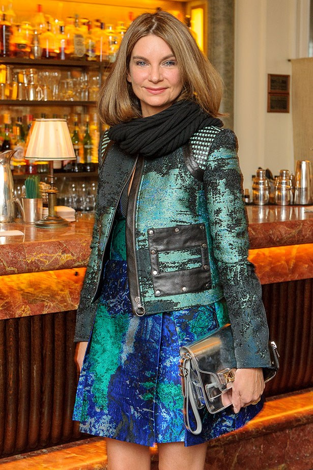 What we would do to spend a day Natalie Massenet's the founder of Net-A-Porter wardrobe