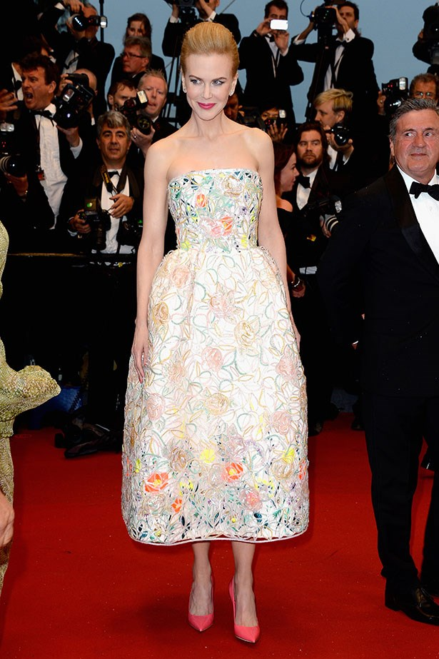 Australian actress Nicole Kidman is constantly featured in best-dressed lists around the world