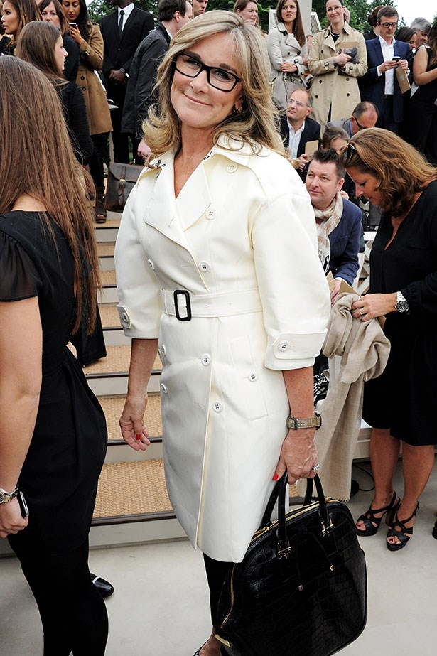 Angela Ahrendts is painfully stylist as well as smart