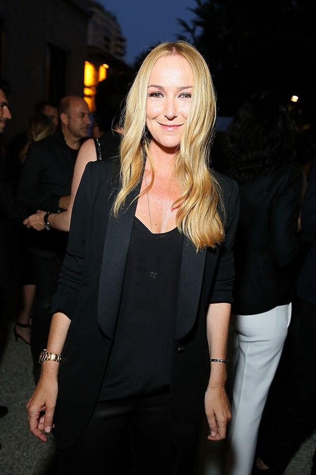 As the creative director at Gucci, it's no wonder Frida Giannini always looks picture-perfect