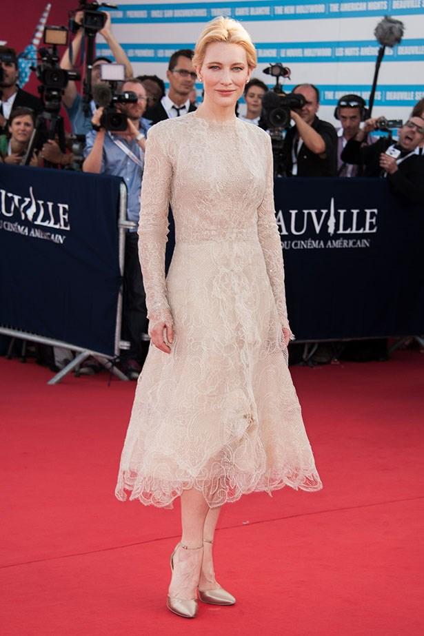 Cate Blanchett is one of Australia's best dress women