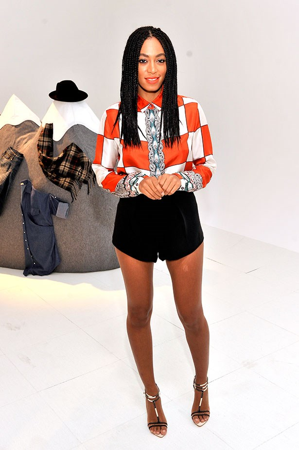Solange Knowles is a true fashion wildcard