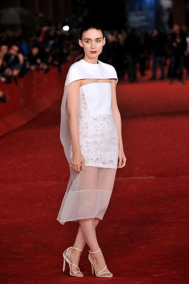Rooney Mara is a true minimalist on the red carpet