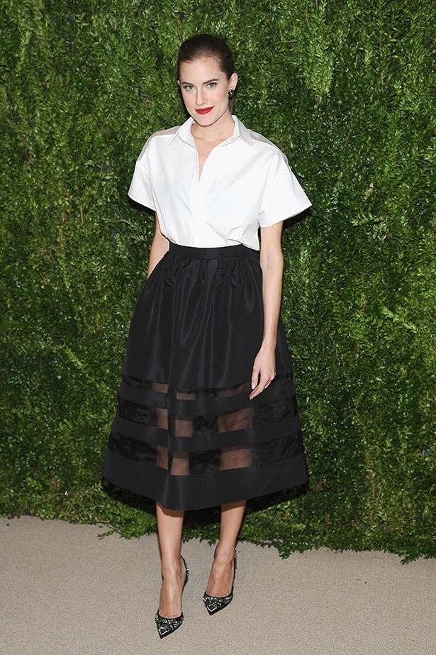 Allison Williams is proving herself to be one of America's best dressed actresses