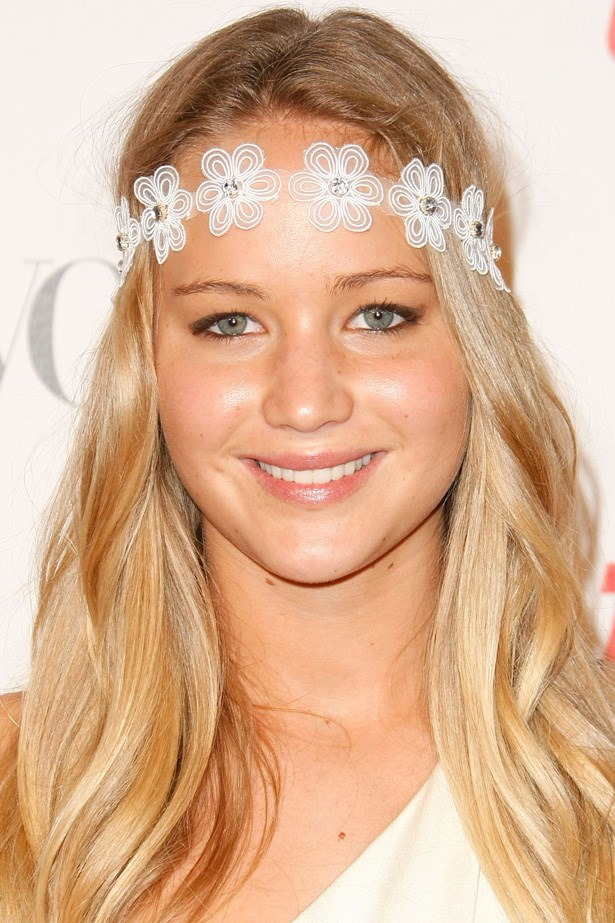 Long before she was a household name, Jennifer Lawrence was a fresh new starlet attending the 2008 Young Hollywood Party with golden waves and sun kissed skin.