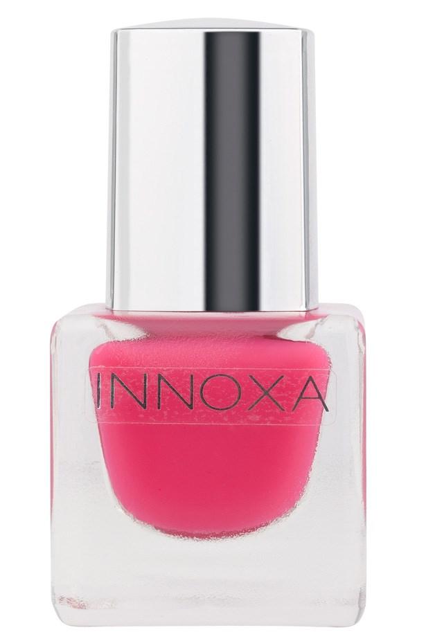Nail Polish in Pomegranate, $13.95, Innoxa, 1300 650 981