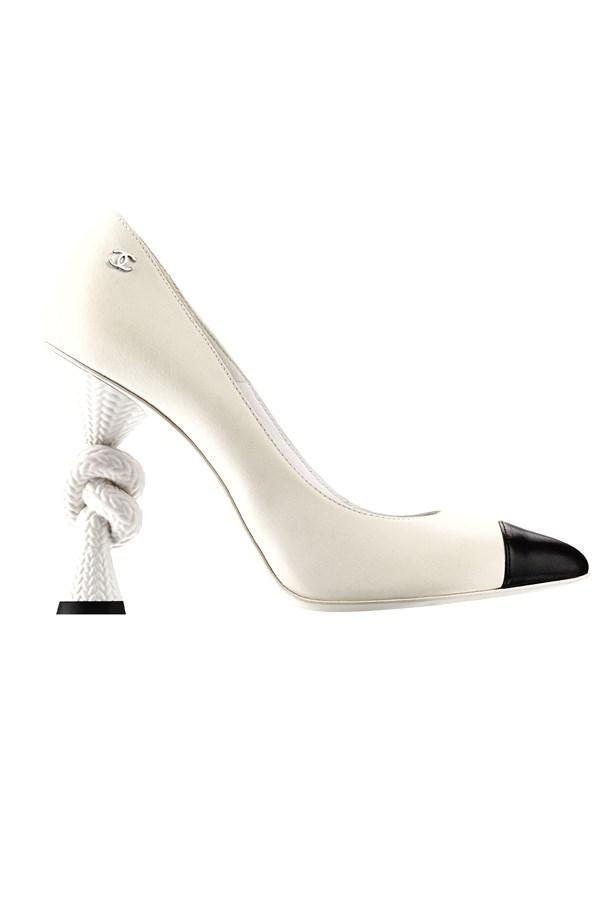 Heels, $960, Chanel, 1300 242 635