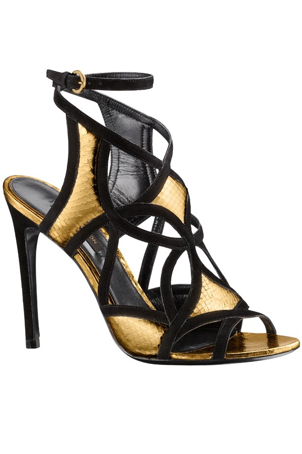 "Heels, $1510, Louis Vuitton, <a href=""http://www.louisvuitton.com.au"">louisvuitton.com.au</a>"